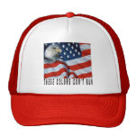 THESE COLORS DON'T RUN TRUCKER HAT