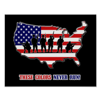 These Colors Never Run! Poster