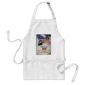 These Colors Run (Obama) Adult Apron