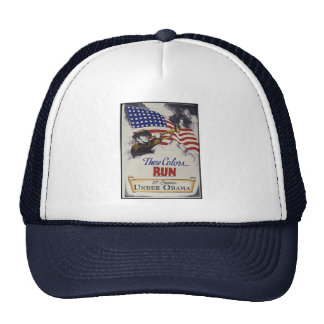These Colors Run (Obama) Trucker Hats