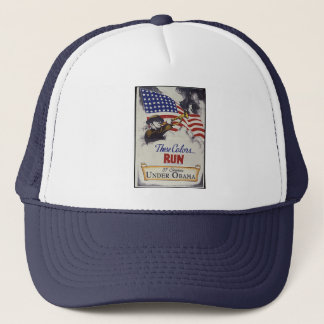 These Colors Run (Obama) Trucker Hat