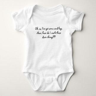 These darn things?!? (Girl) Baby Bodysuit