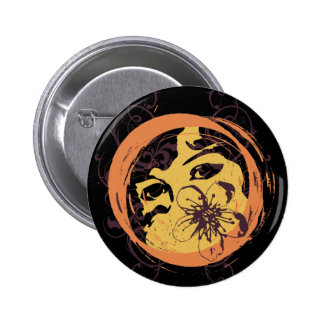 These Eyes Pinback Button