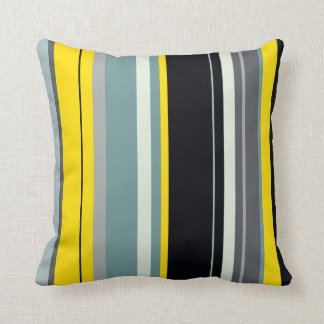 These Fantastic Colors Throw Pillow