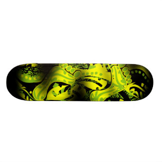 These Footprints Urban Skateboard