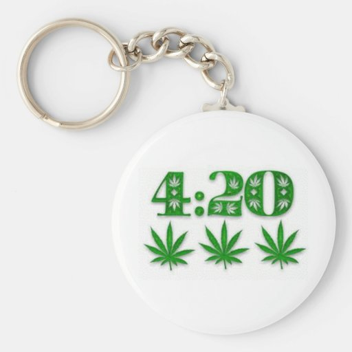 These items are in support of 4:20 key chains