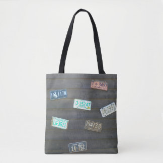 These Old Plates Tote Bag