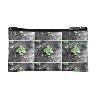 These Quiet Seasons April Bok Choy Cosmetic Bag