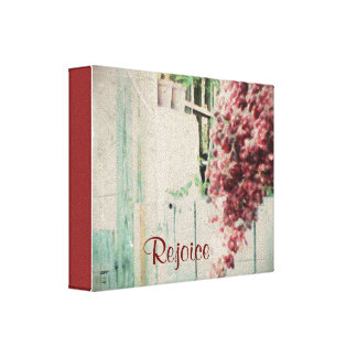 These Quiet Seasons: December Canvas Print