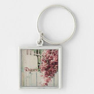 These Quiet Seasons Wild Winter Berries Keychain