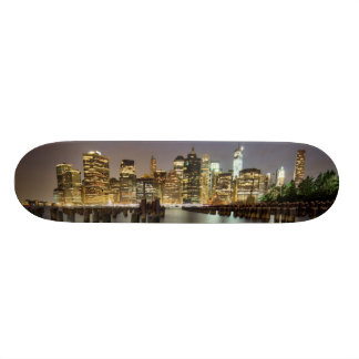 These sticks are in Brooklyn Park Skateboard Deck