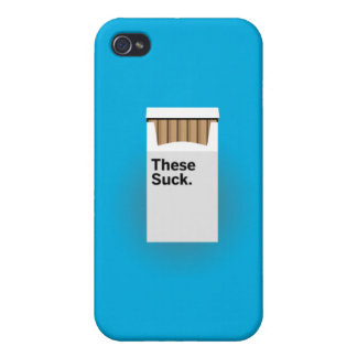 These Suck. iPhone 4 Covers