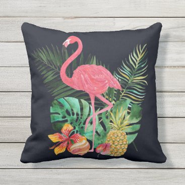 Beach Themed These Summer Nights Pillow