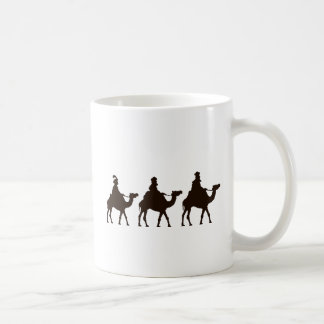 These Three Kings of Orient Are Christmas Drawing Coffee Mug