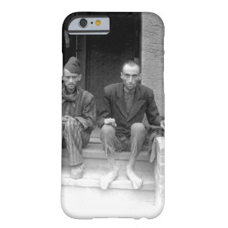 These two staring, emaciated men are_War Image Barely There iPhone 6 Case