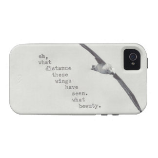 """these wings"" iPhone 4/4s case"
