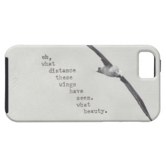 """these wings"" iPhone 5 case"