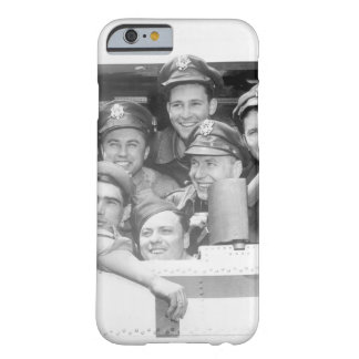 These Yank airmen beam broadly_War Image Barely There iPhone 6 Case