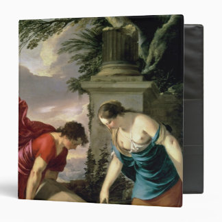 Theseus and his Mother Aethra, c.1635-36 3 Ring Binder