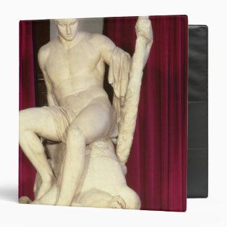 Theseus and the Minotaur, 1782 Binder