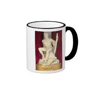 Theseus and the Minotaur, 1782 Ringer Mug