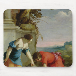 Theseus Finding his Father's Sword, 1634 Mouse Pad