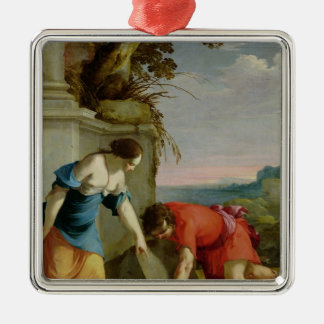 Theseus Finding his Father's Sword, 1634 Ornament