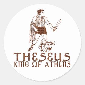 Theseus Stickers