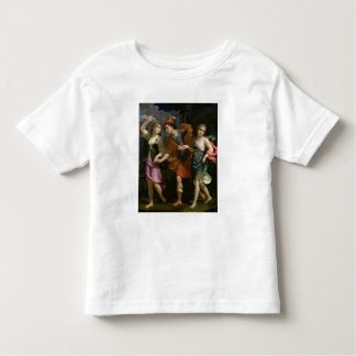 Theseus with Ariadne and Phaedra Toddler T-shirt