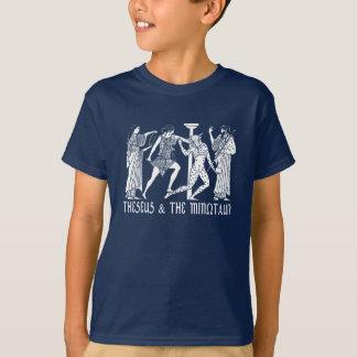 Theseus y el Minotaur Camisas