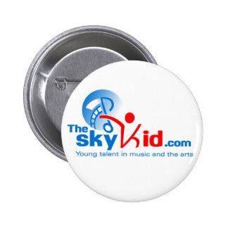 TheSkyKid.com Logo Button