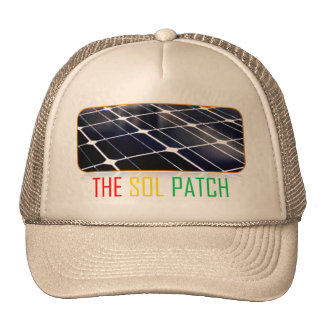 TheSolPatch.com - Trucker Hats