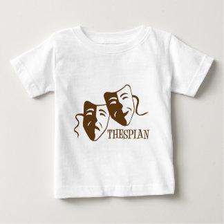 thespian brown baby T-Shirt