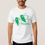 thespian green T-Shirt