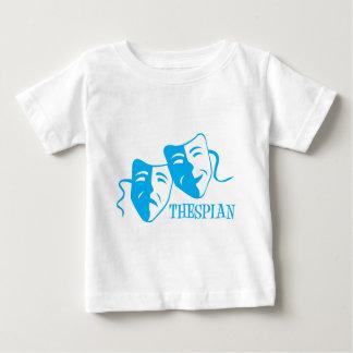 thespian light blue baby T-Shirt