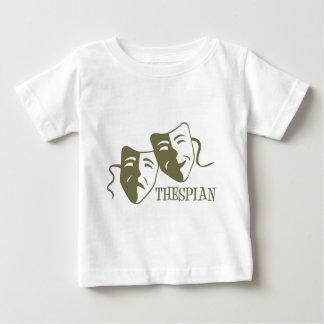 thespian light od green baby T-Shirt