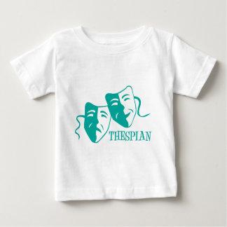 thespian light teal baby T-Shirt