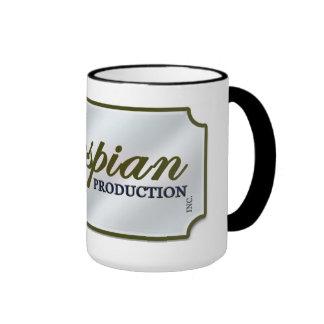 Thespian Production Ringer Mug