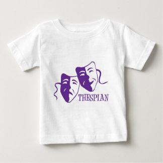 thespian purple baby T-Shirt