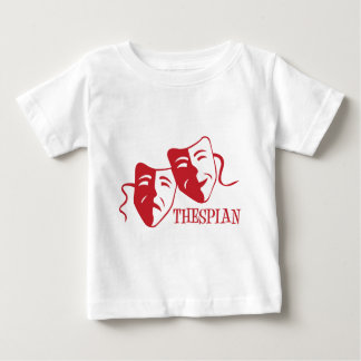 thespian red baby T-Shirt