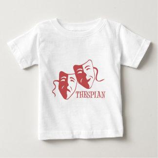 thespian salmon baby T-Shirt