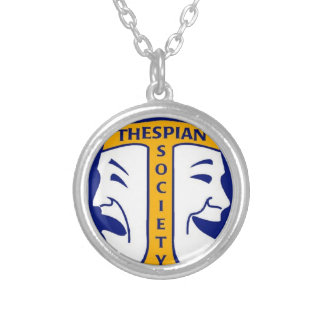 Thespian Society Necklace