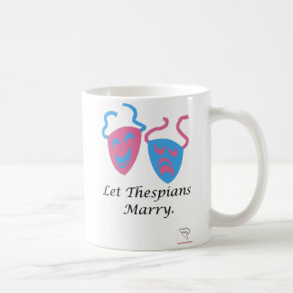 Thespians Mug