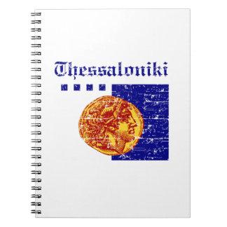 Thessaloniki City Designs Notebook