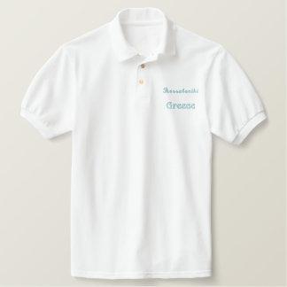 Thessaloniki Greece Polo Shirt