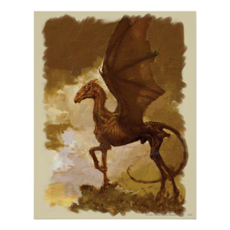 Thestral Poster