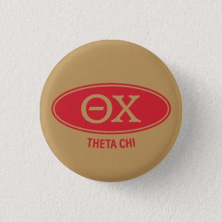 Theta Chi | Vintage Pinback Button