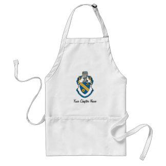 Theta Phi Alpha Coat of Arms Adult Apron