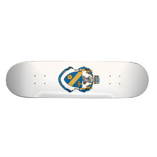 Theta Phi Alpha Coat of Arms Skateboard Deck
