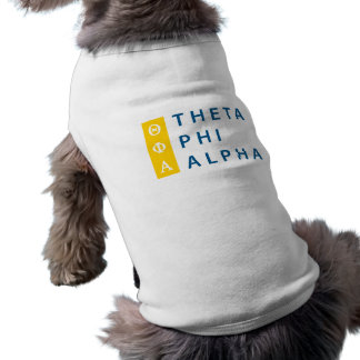 Theta Phi Alpha Stacked T-Shirt